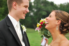 Rochester Wedding In August in Shelby Charter Township, MI, USA