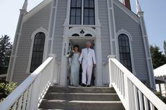 Anne and Michael's Wedding in Port Gamble Wa, Washington, USA