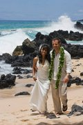 Candace  and Tommaso's Wedding in Makena, HI, USA