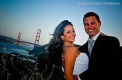 Shannon and Bryan's Wedding in Tiburon, CA, USA