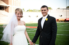Champaign Wedding In June in Champaign, IL, USA