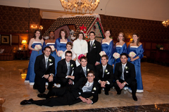 Rochester Wedding In December in Sterling Heights, MI, USA
