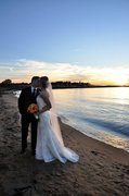 whitney and stephen's Wedding in Hillsmere Shores, MD, USA