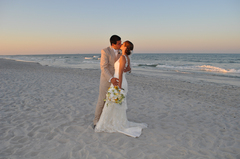 Brooke and Matt's Wedding in Mayport, FL, USA