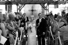 Lisa and Brent's Wedding in Bainbridge Island, WA, USA