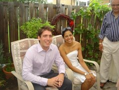 James and Hiershenee's Wedding in Scarborough, ON, Canada