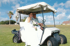tracie and john's Wedding in Aransas Pass, TX, USA