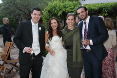 Kate and Kieran's Wedding in Spain