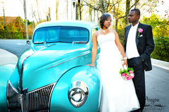 YuShondra and Evron 's Wedding in Mableton, GA, USA