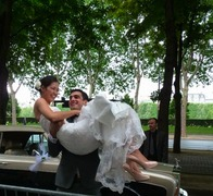 Akari and Adrien's Wedding in Paris, France