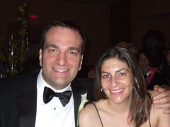 Kestenbaum and Safran Wedding in White Plains, NY, USA