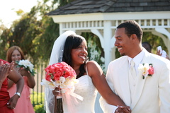 Quenisha and Charles's Wedding in Newport Coast, CA, USA