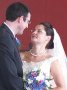 Our Wedding in Knocknacarra, Galway, Republic of Ireland