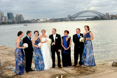 Alison and Stephen's Wedding in Coogee, NSW, Australia