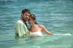 Julia (Manuse) and Erik's Wedding in St. Thomas, USVI