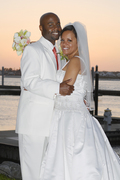 Candace and Roger's Wedding in Orange Beach, AL, USA