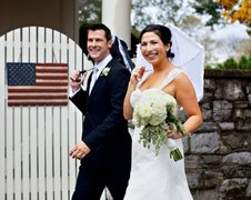 Carlisle Wedding In October in Boiling Springs, PA, USA