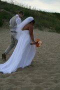 Stacy and Peter's Wedding in Southern Shores, NC, USA