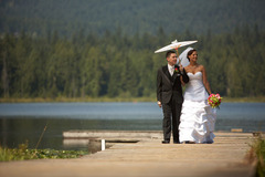Katie & Charles' Wedding in Walnut Grove, BC, Canada