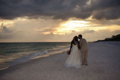 Rosemary Beach Wedding In September in Hollywood Beach, FL, USA