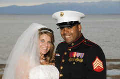 South Lake Tahoe Wedding In October in Frosts, CA, USA
