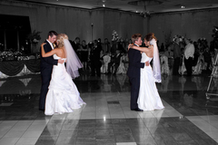 Hannah Budzinski and Gabriel Bahlhorn's Wedding in Roseville, MI, USA