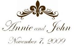 Annie and John's Wedding in Gretna, LA, USA