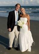 Heather  and Allen's Wedding in Atlantic Beach, NC, USA