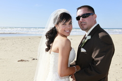 Paul and Dana's Wedding in Pismo Beach, CA, USA