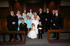 Erin and Timothy's Wedding in Eureka, IL, USA