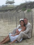Rebecca and James's Wedding in Kitty Hawk, NC, USA