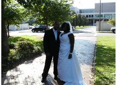 Savannah Wedding In September in Pooler, GA, USA