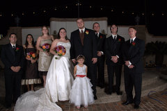 Jennifer  and Jason's Wedding in Flour Bluff, TX, USA