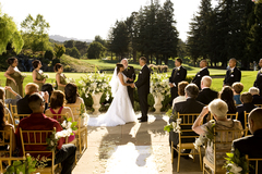 Angela and Nick's Wedding in Los Altos Hills, CA, USA