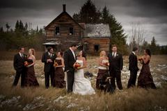 Our Wedding in Thunder Bay, ON, Canada
