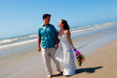 Melanie and Joey's Wedding in Port Aransas, TX, USA