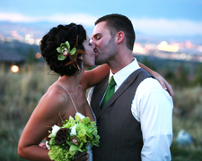 Aislinn and Brody's Wedding in Virginia City, NV, USA