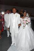 T'esheKA and Anthony's Wedding in Denham Springs, LA, USA