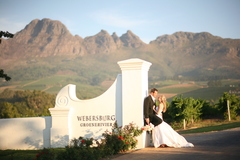Victoria and Spencer's Wedding in Cape Town, South Africa