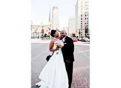 Detroit Wedding In May in Royal Oak, MI, USA