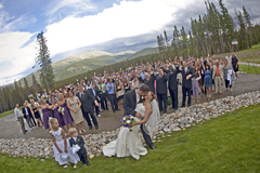 Breckenridge Wedding In July in Breckenridge, CO, USA