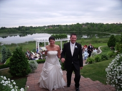 Kristin & Neil's Wedding in Beacon Hill Golf Club, Commerce Township, MI