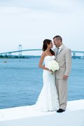 Ashley  and Dan's Wedding in Newport East, RI, USA