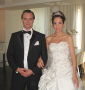 YESIM and AYKUT's Wedding