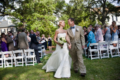 Katherine and Chris's Wedding in Isle of Hope, GA, USA