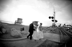 San Clemente Wedding In October in San Clemente, CA, USA