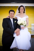 Mario  and Rebecca's Wedding in Old Orchard Beach, ME, USA