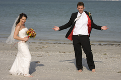 Hazen-Ahearn Wedding in Sanibel Island, FL, USA