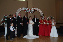 Denise  and Mustafa's Wedding in Merrillville, IN, USA