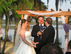 Sarah and Jeremy's Wedding in Lake Buena Vista, FL, USA